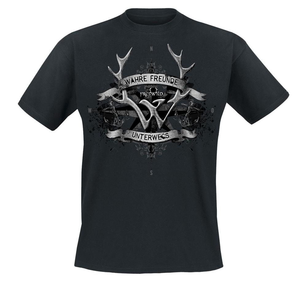 Frei.Wild - Wahre Freunde, T-Shirt