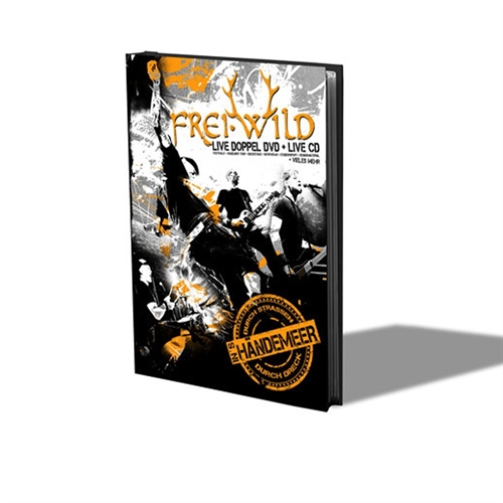 Frei.Wild - Händemeer, DVD+CD