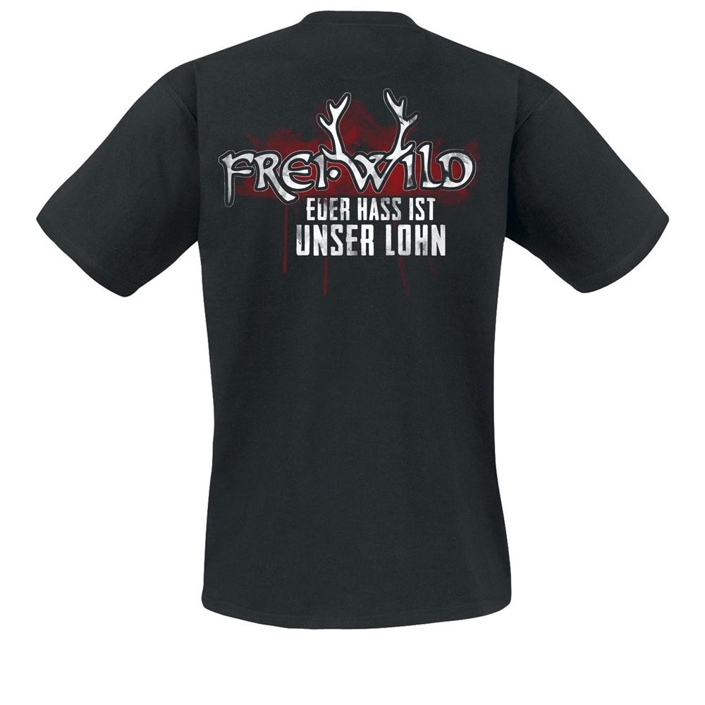 Frei.Wild - Gutmenschen & Moralapostel, T-Shirt