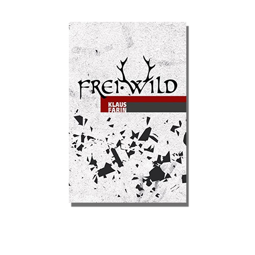 Frei.Wild - Südtirols konservative Antifaschisten - Buch (Volksausgabe)