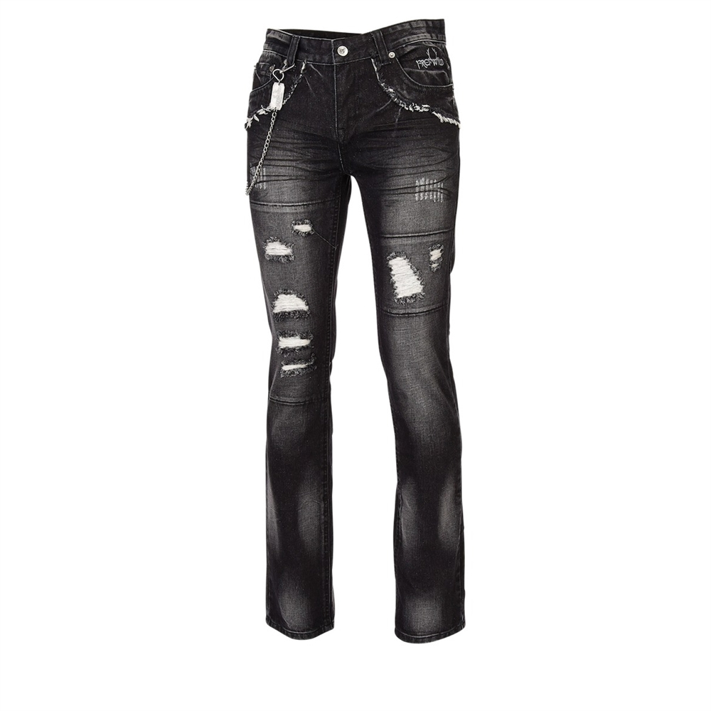 Frei.Wild - B&W Double Layer Vintage, Jeans Man