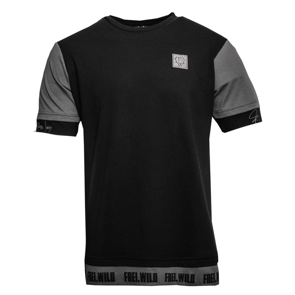 Frei.Wild - B&W BlockLetters, T-Shirt