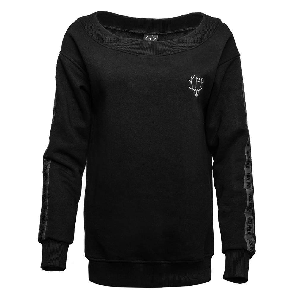 Frei.Wild - B&W Branded Girl, Sweater
