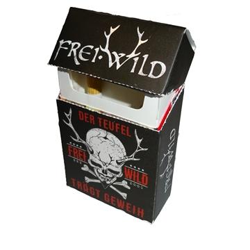 Frei.Wild - Teufel, Zigarettenschachtel Hülle