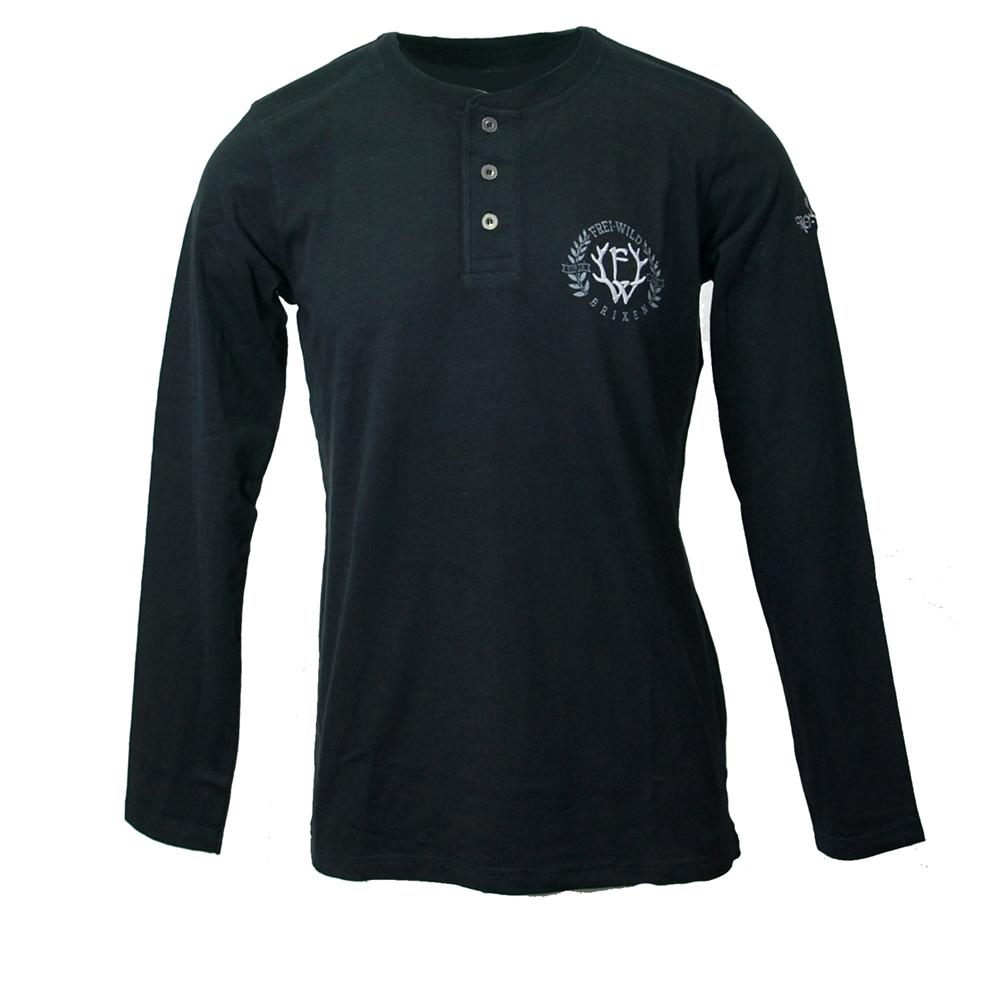 Made in Südtirol Premium, Longsleeve (black) *NEU