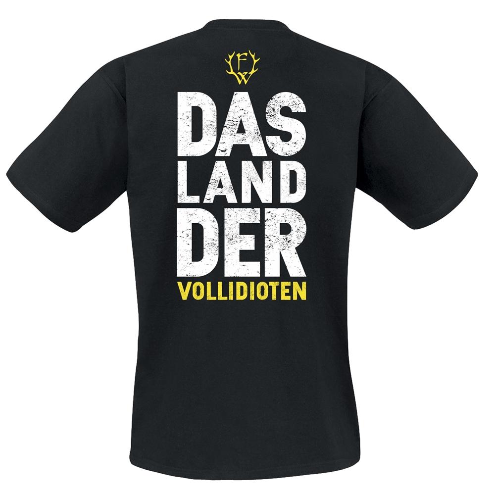 Frei.Wild - Wir sind nicht DLDV, T-Shirt