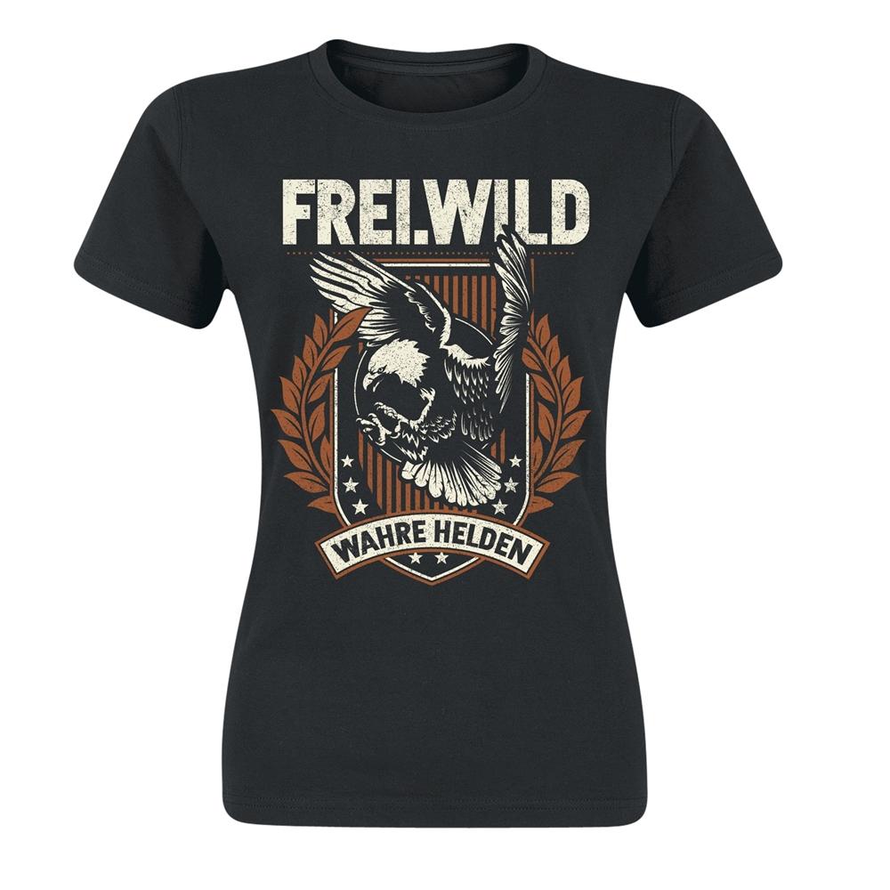 Frei.Wild - Wahre Helden, Girl-Shirt