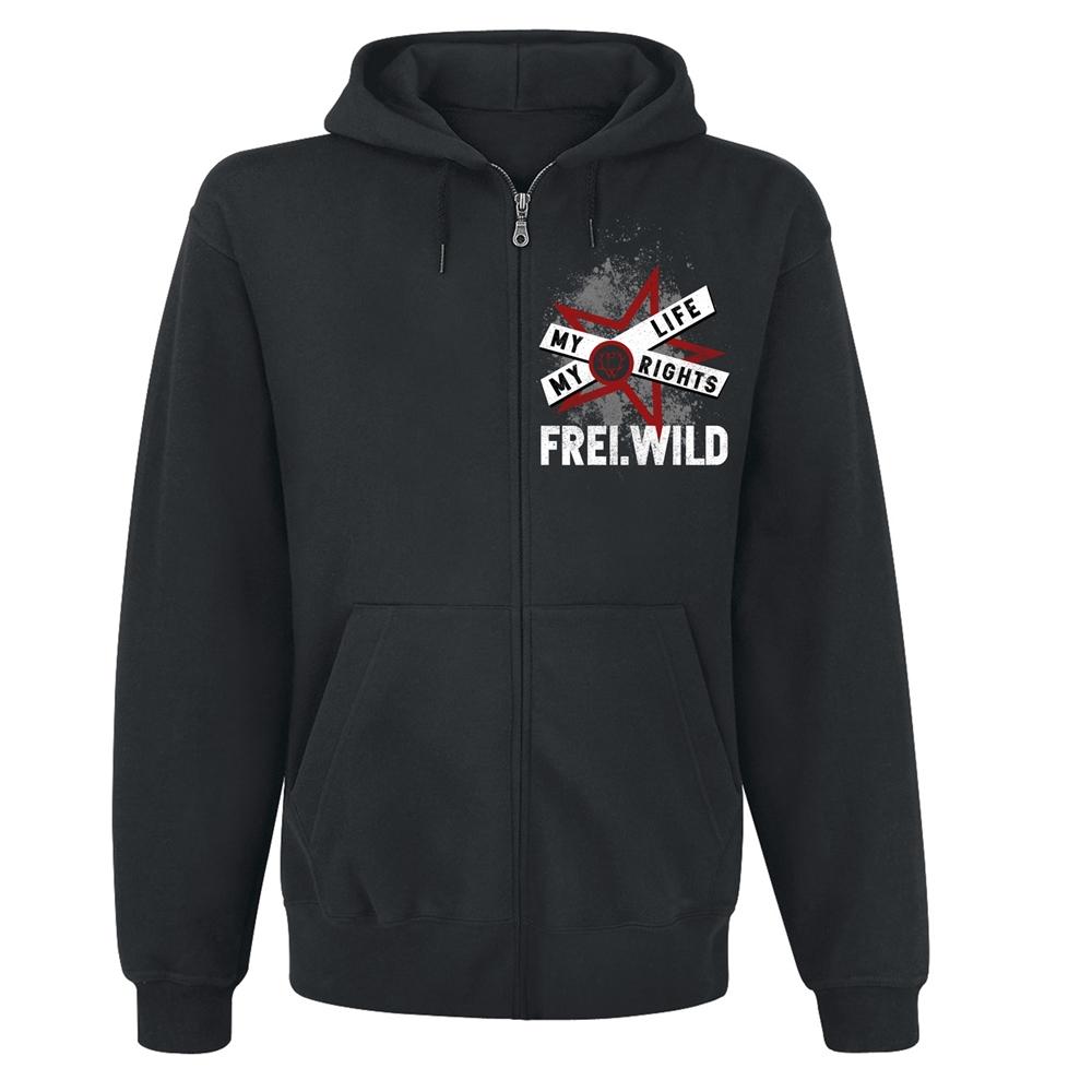 Frei.Wild - My story my life, Kapuzenjacke
