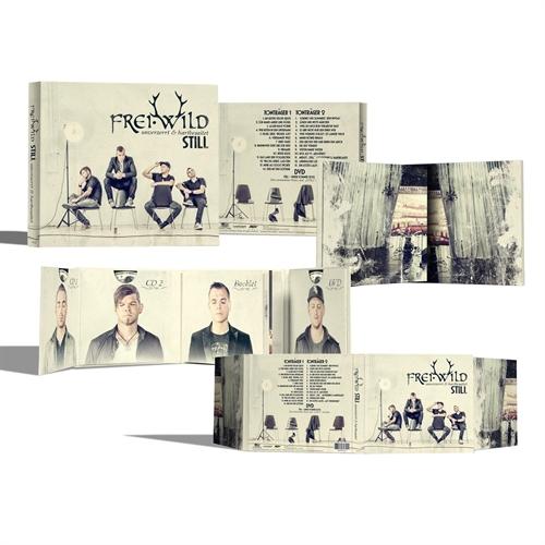 Frei.Wild - Still (Premium Edition), 2CD+DVD