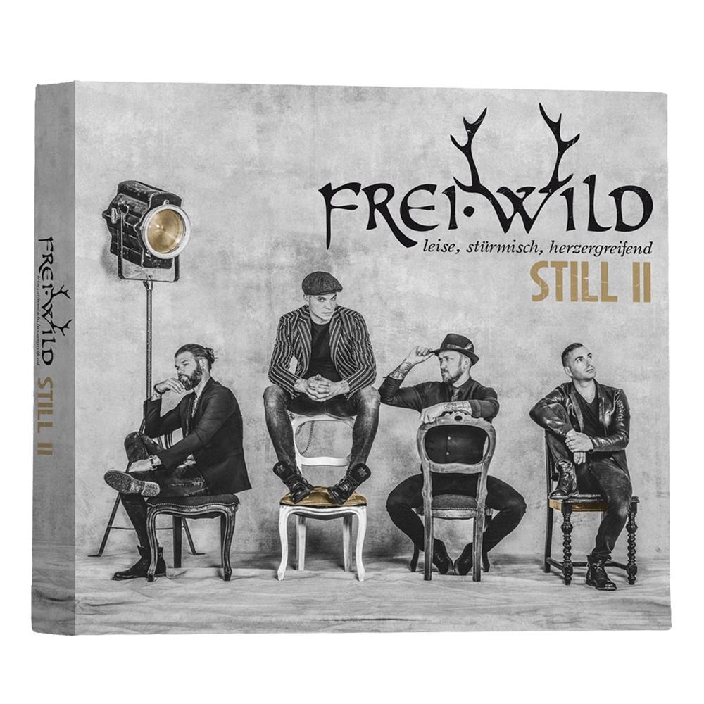 Frei.Wild  STILL II, Ecolbook (CD)