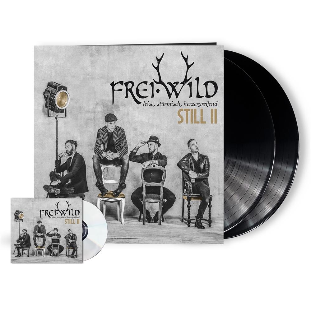 Frei.Wild  STILL II (ltd. Vinyl), 2LP+CD