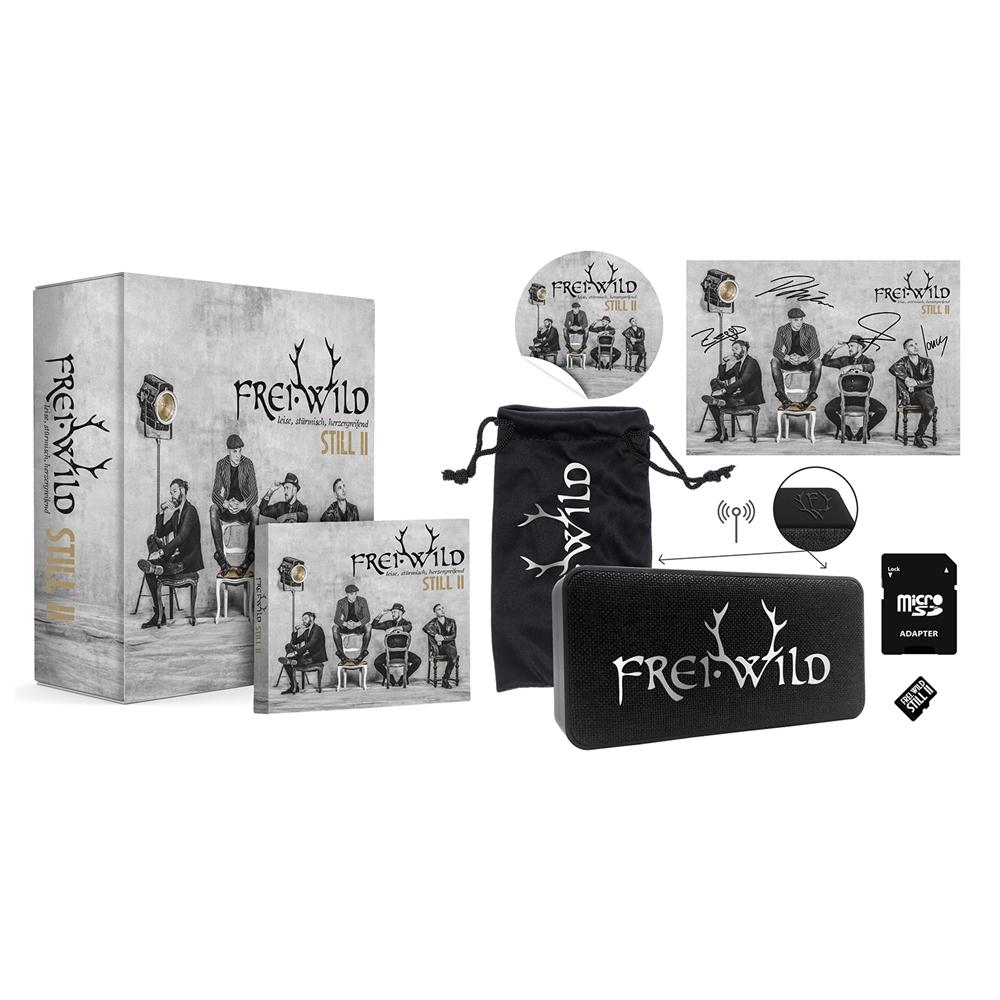Frei.Wild  STILL II (ltd. Boxset), CD+MicroSD Karte
