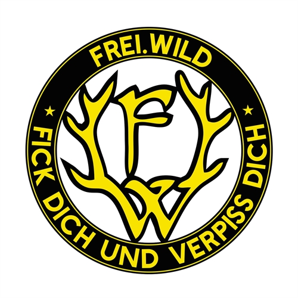 Frei.Wild - R&R / Fick Dich..., Patch