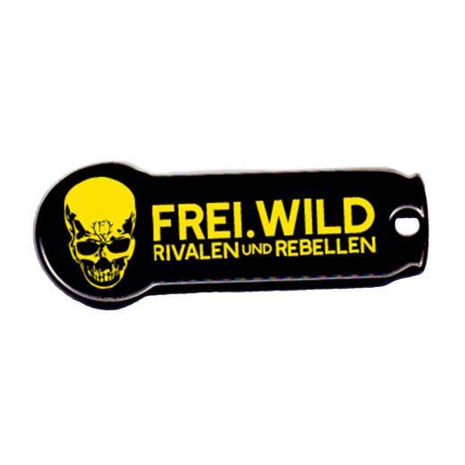 Frei.Wild - R&R, Einkaufswagen Chip