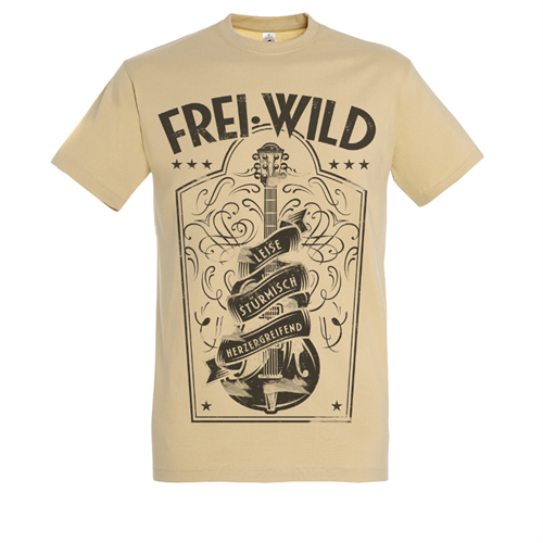 Frei.Wild - Still 2 Guitar , T-Shirt