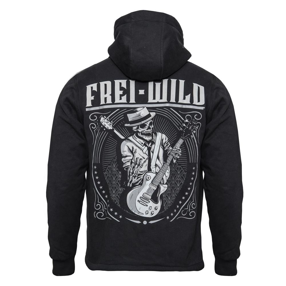 Frei.Wild - SkullRock, TeddyHood Jacke