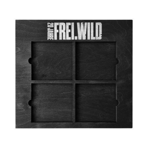 Frei.Wild - 20 Jahre, WSD Epochen Ltd. 1000 Stck, Holzrahmen