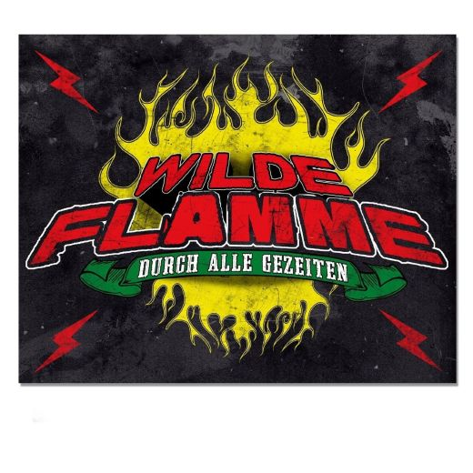 Wilde Flamme III - Durch alle Gezeiten Single