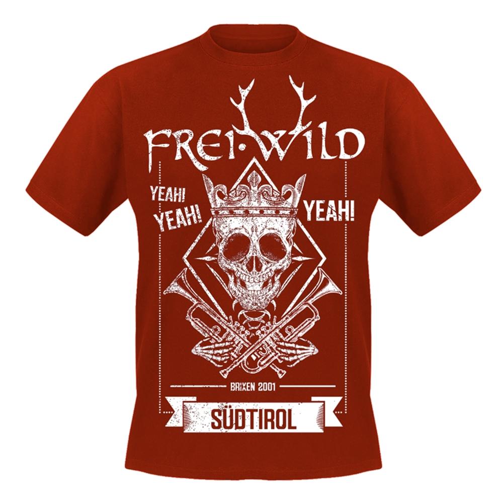 Frei.Wild - Young Fashion - YeahYeahYeah, T-Shirt