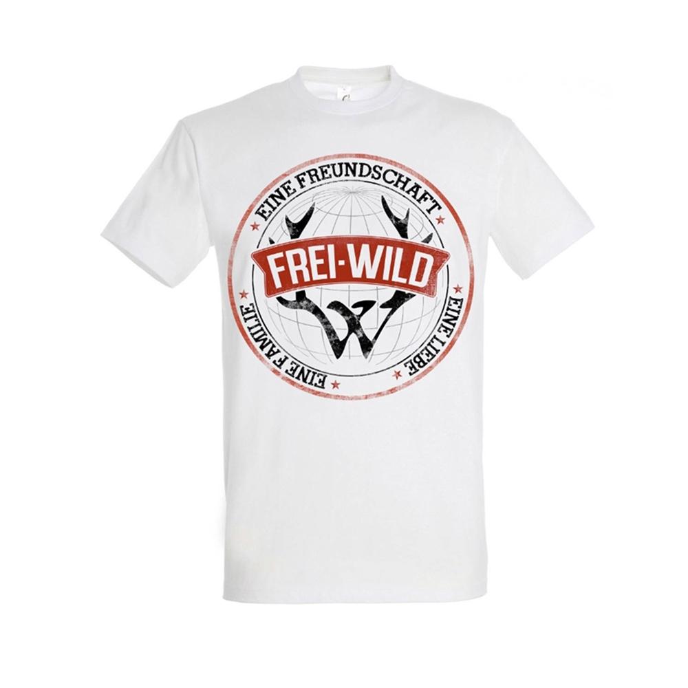 Frei.Wild - Young Fashion - Friend Love Family, T-Shirt