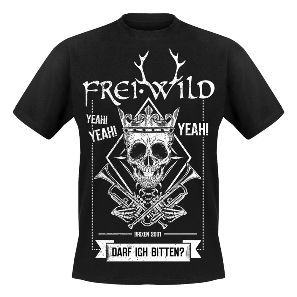 Frei.Wild - Young Fashion - YeahYeahYeah, T-Shirt (black)