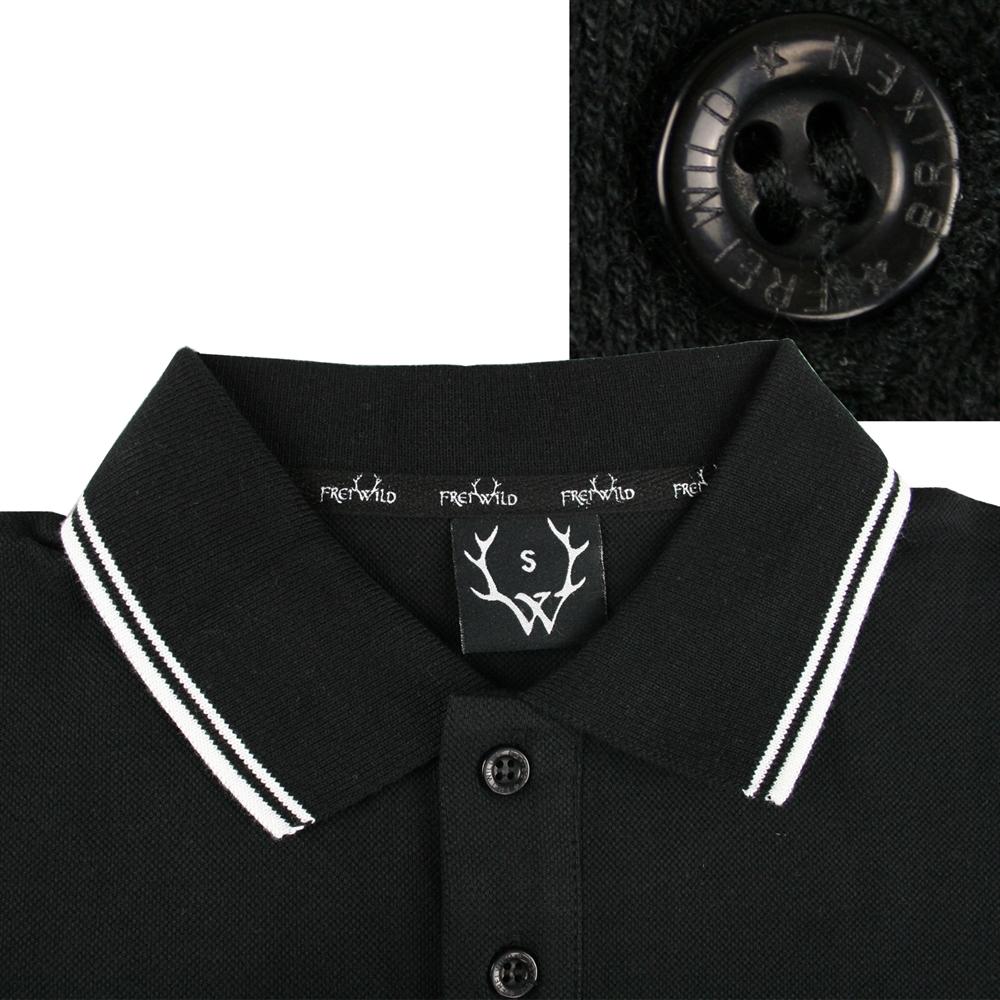 Frei.Wild - Geweih, Polo-Shirt