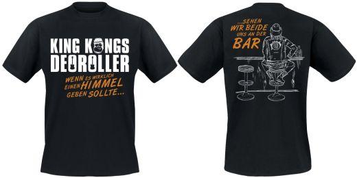 King Kongs Deoroller - Himmel, T-Shirt