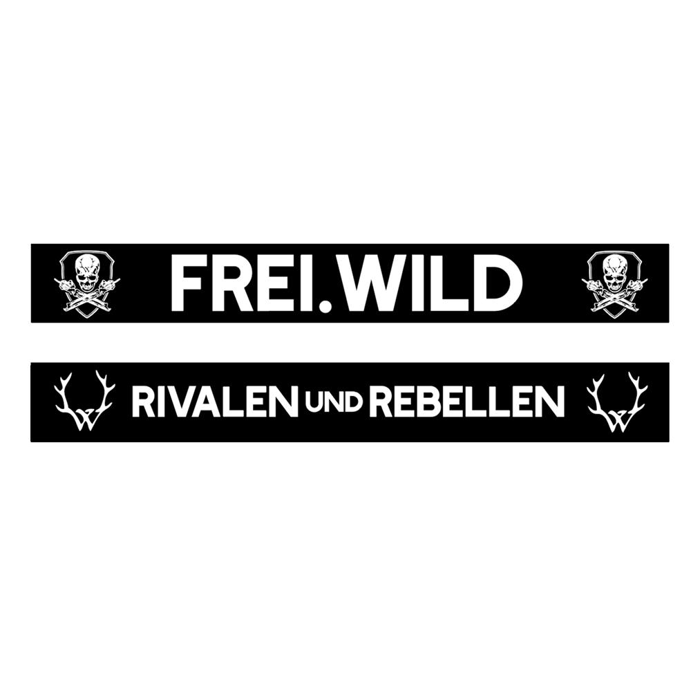 Freiwild Rivalen Und Rebellen Fanschal