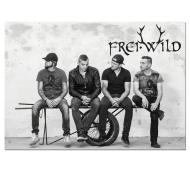 Frei.Wild - Band Karren, Poster A1 (gerollt)