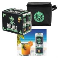 Frei.Wild - 20 Jahre, 6erPack Erfrischungsgetränk/Kühltasche Set