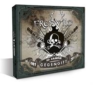 Frei.Wild - 10 Jahre Gegengift,  2CD+DVD