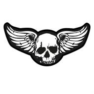 Frei.Wild - FWSC / FdF Skull, Patch