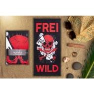 Frei.Wild - FDUVD, Badetuch (75x150cm)