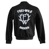 Frei.Wild - B&W Double Layer, Sweatjacke