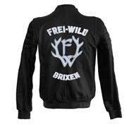 Frei.Wild - B&W Double Layer, Girl-Sweatjacke