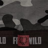 Frei.Wild - B&W Camo Girl, Bustier