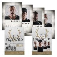 Frei.Wild - STILL II, Kalender 2020