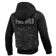 Frei.Wild - B&W Camo Jacket, Man-Jacke
