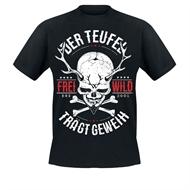 Frei.Wild - Der Teufel trägt Geweih, T-Shirt