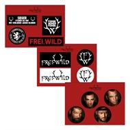 Frei.Wild - Motive1, Sticker-Set