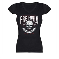 Frei.Wild - Willen zur Freiheit, Girl V-Neck