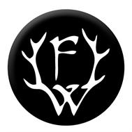 Frei.Wild -  F-W Logo, Button