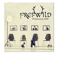 Frei.Wild - Verdammte Welt, Single CD
