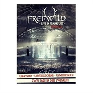 Frei.Wild - Live In Frankfurt, 2CD+2DVD