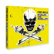 Frei.Wild - Rivalen & Rebellen, 2CD Ecolbook