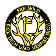 Frei.Wild - R&R / Fick Dich..., Patch