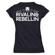 Frei.Wild - Rivalin + Rebellin, Girl-Shirt