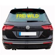Frei.Wild - R&R, Heckscheibenaufkleber
