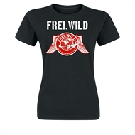 Frei.Wild - WDSWL Retro, Girl-Shirt