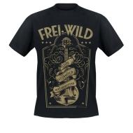 Frei.Wild - Still II Guitar , T-Shirt